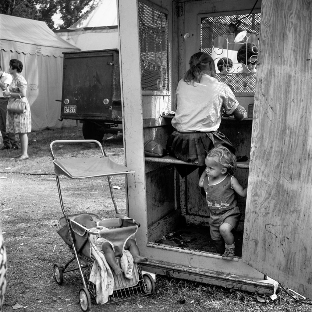 Kiddieland, September 1966. Sandwich, IL
