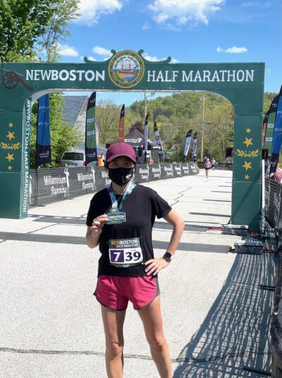New Boston Half Marathon –記第十九場半馬賽